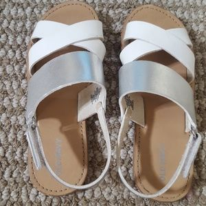 Old Navy girls sandals